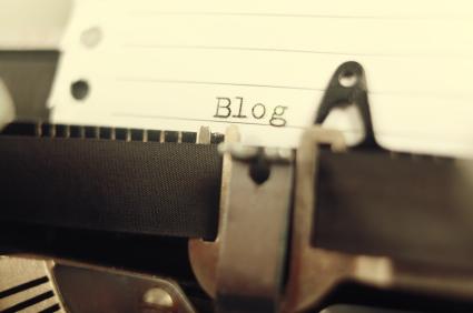 Why I blog